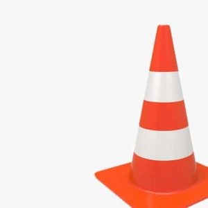 BARRICADES AND CONES