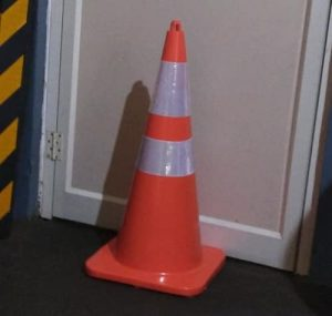 Flexible Safety Cone