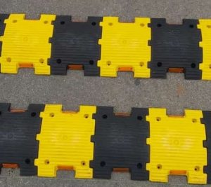 Heavy Duty Hard Rubber hump
