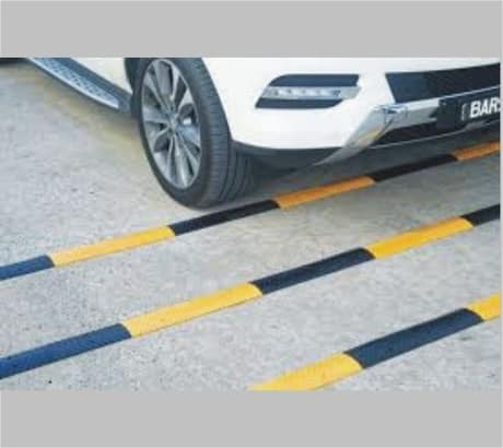 Heavy Duty Rumble Strips